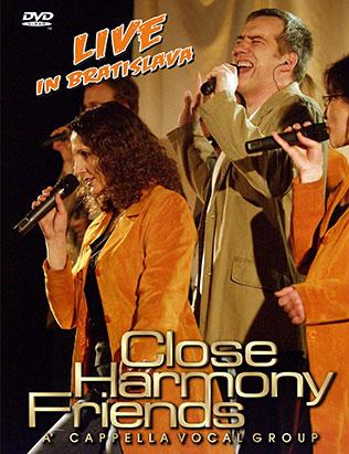 DVD Live in Bratislava