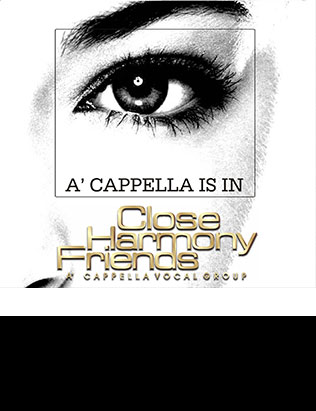CD A cappella is in